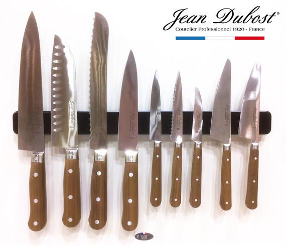 Les couteaux français Jean Dubost gamme noyer