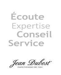 La grille céramique Jean Dubost