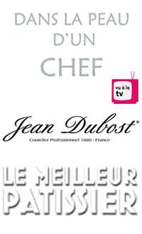 Jean Dubost partenaire des émissions culinaires