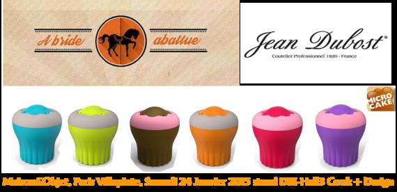 Jean Dubost sur le parcours d'animations culinaires au prochain salon Maison&Objet