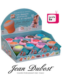 Vu à la TV : la vedette microcake® !