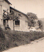 L'atelier de Coutellerie en 1965.