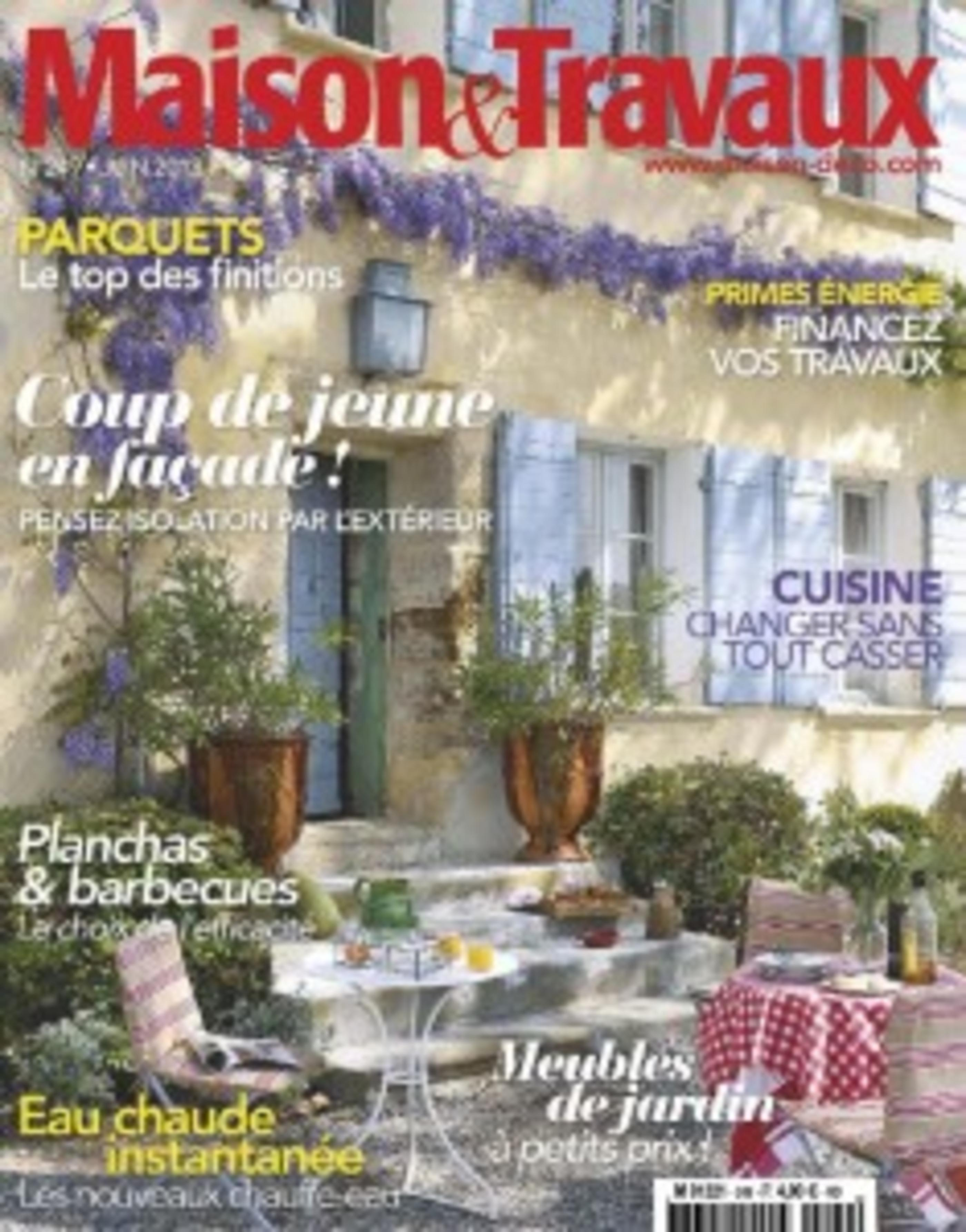 Maison & Travaux Magazine maison & travaux - june 2013