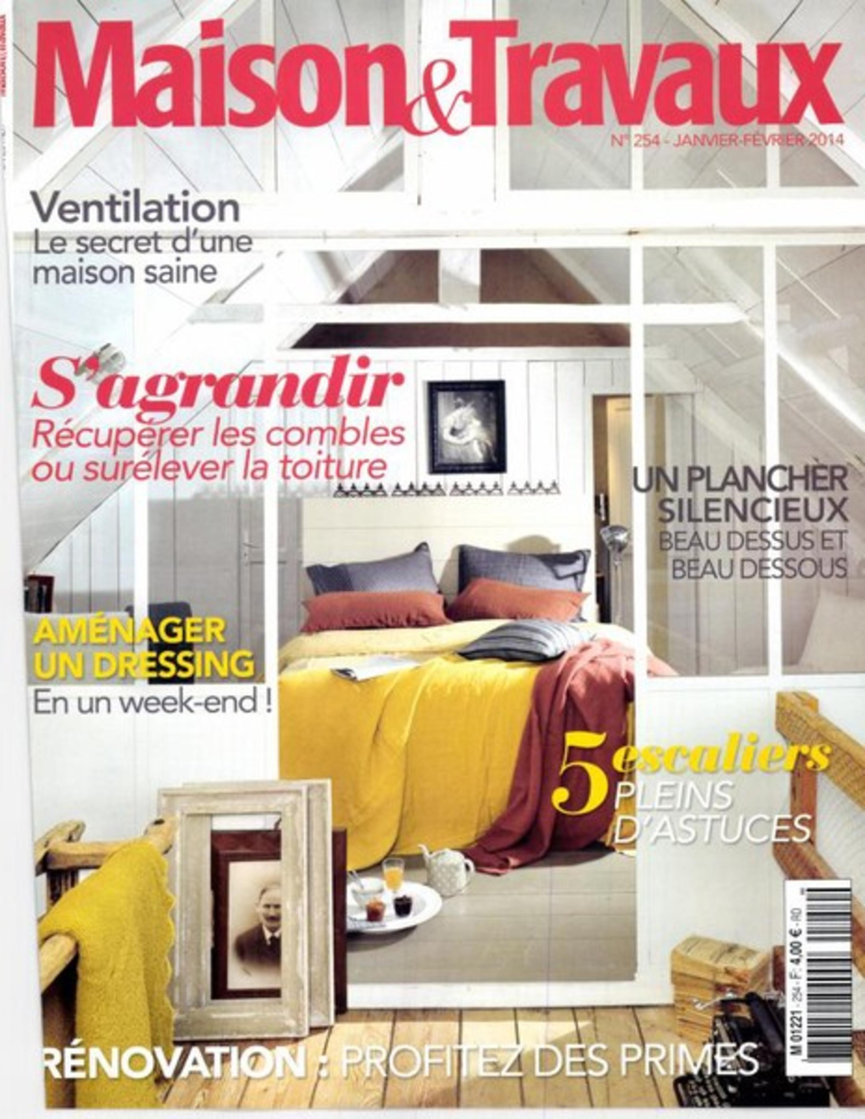 Maison & Travaux Magazine maison & travaux - january 2014